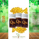 Coenzima Q10: Aumenta tu vitalidad y energía.