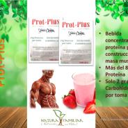Prot-Plus: Nutrición deportiva