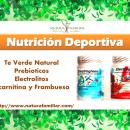 Nutrición deportiva: Electrogreen