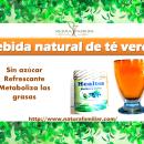 Bebida natural de té verde: Healtea