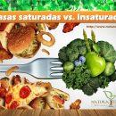 Cambiar las grasas saturadas por insaturadas disminuye la mortalidad